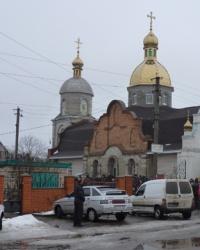 Свято-Троицкий храм в г.Верховцево
