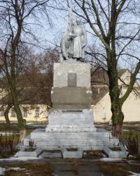 Братская могила в с.Водяное (Верхнеднепровский р-н)