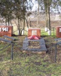 Братская могила в с.Долинское (Днепропетровский р-н)