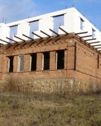 Здание школы (1903-1914г.) в с.Долинское (Днепропетровский р-н)