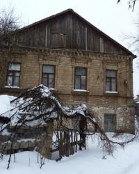 ул.Глинки, 12-А (Дом домовладельца Чердакова) в г.Кривой Рог
