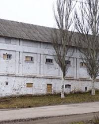Конный завод Харина. Бывшая усадьба Харина в г.Кривой Рог