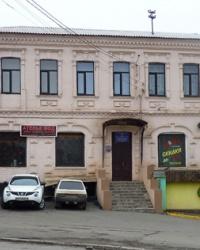 ул. Октябрьская, 12 (Дом Переверзева) в г.Кривой Рог