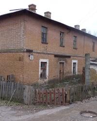 ул.Болгарская,13 (дом рабочих 1890г.) на Гданцевке г.Кривой Рог