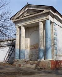 Спасо-Преображенський храм (зруйнований) в с.Котовка