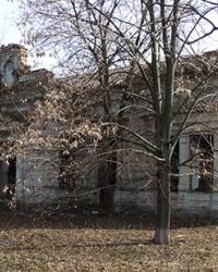 Будівля лікарні (1903р.) в с.Котовка
