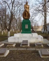Братская могила по ул.Партизанская г.Подгородное