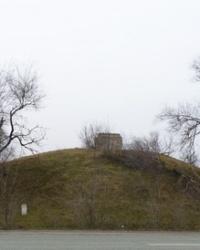Курган Могила-Острая возле с.Николаевка (Днепропетровский р-н)
