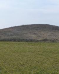 Курган Могила-Холобудинская (Высота 151.4) возле с.Грузиновка