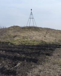 Курган (4м) (Высота 155.8) возле с.Покровка
