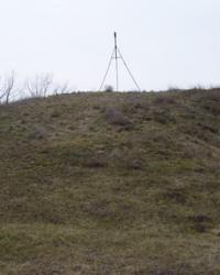Курган 5м (Высота 191.2) в с.Милорадовка
