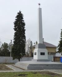 Памятник воинам-землякам (ул.Передовая) в г.Днепропетровск