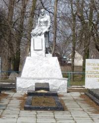 Братская могила в с.Ивановка (Петриковский р-н)
