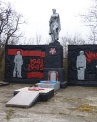 Братська могила у с.Ордо-Василівка (Софіївський р-н)
