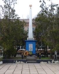 Братская могила в с.Марьевка (Софиевский р-н)