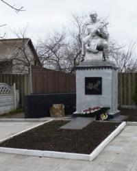 Братская могила в с.Вольное (Пятихатский р-н)