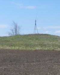 Курган Могила-Бабцева 6м (Высота 122.2) возле пгт.Софиевка