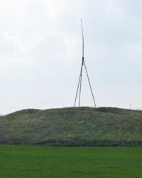 Курган Морозова-Могила 3м (Высота 83.3) возле с.Соколово