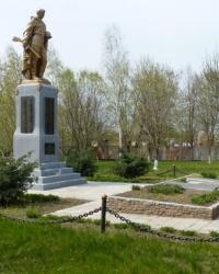 Братская могила в с.Шульговка (Петриковский р-н)