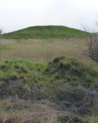 Курган Могила-Раскопаная (Могила-Гергелова) (Высота-64.5) возле с.Лобойковка