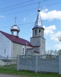 Храм на честь Великомученика Димитрия Солунского в с. Дмитровка