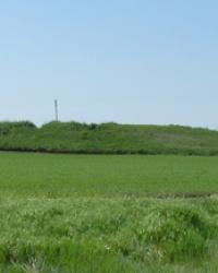 Курган Могила-Долгая 4м (Высота 87.1) возле с.Горяновское (Днепропетровский р-н)