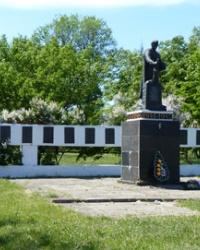 Братская могила в с.Радянское