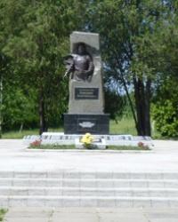 Братская могила в с.Рудка (Царичанский р-н)