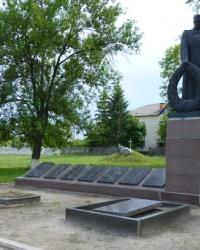 Мемориал в с.Рясское (Машевский р-н)