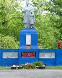 Братская могила в с.Залинейное (Зачепиловский р-н)