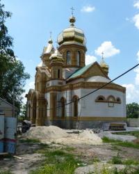 Храм в честь иконы Божией Матери «Одигитрия» в с.Короловка