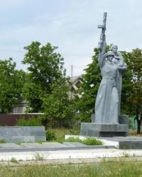 Братская могила в с.Кулебовка (Новомосковский р-н)