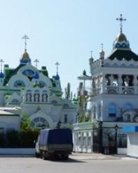 Церковь св. Екатерины в Феодосии