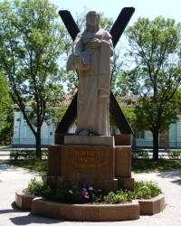 Памятник апостолу Андрею Первозванному в Феодосии