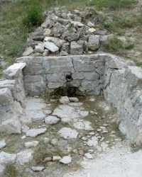 Родник «Стахановский» в Феодосии