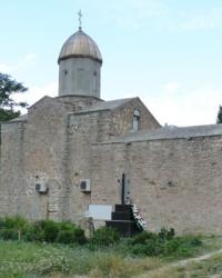 Храм во имя иконы Пресвятой Богородицы Иверская в Феодосии