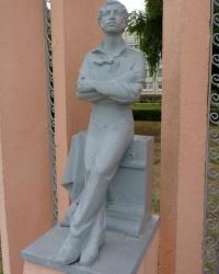Памятник А.С.Пушкину в Керчи