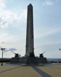Обелиск Славы на горе Митридат в г.Керчи