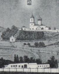 Катерлезский Свято-Георгиевский монастырь в с.Войково