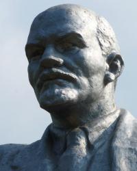 Памятник В.И.Ленину в с.Зеленовка