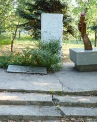 Памятник воинам 1918-1922гг. в с.Осипенко