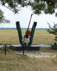 Братская могила близ с.Новогоровка (Токмакский р-н)