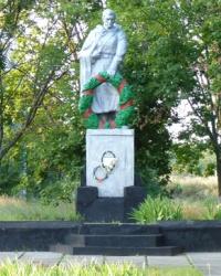 Братская могила в с.Андреевка (Синельниковский р-н)