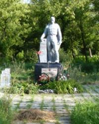 Братская могила в с.Ручаевка (Запорожский р-н)
