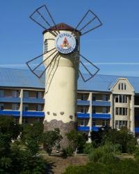 Ветряная башня в г.Миргород