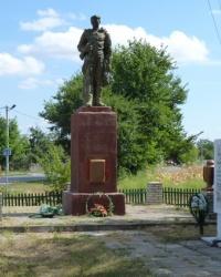 Мемориал советским воинам в г.Миргород