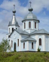 Церква Різдва Пресвятої Богородиці (1710) у смт.Велика Багачка