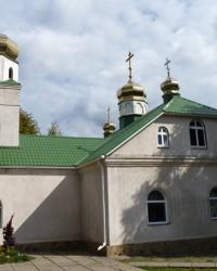Храм преподобного Лаврентия Черниговского в с.Новополье