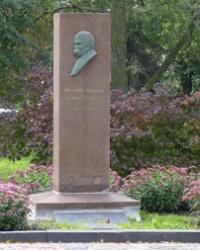 Памятник Тарасу Шевченко в г.Лубны