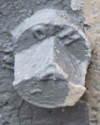 Репер (огм) по пр.Ленина,182 в Запорожье